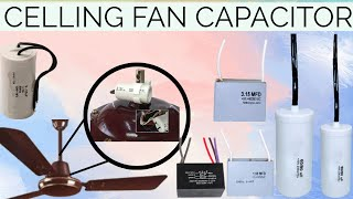 Fan Capacitor | Celling fan Capacitor Manufacturing in Nepal | MS Factory Group
