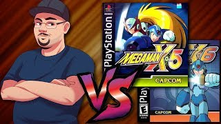 Johnny vs. Mega Man X5 & X6
