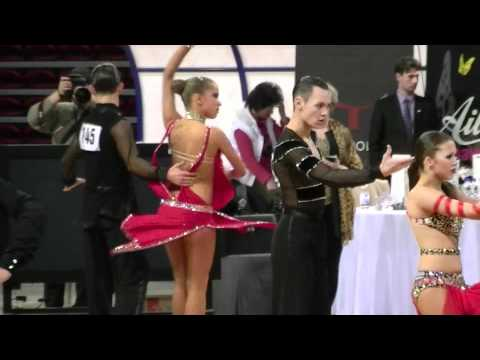 Desislava  Tepavitsarova Genadi Genov  Paso  doble  Bulgarian  dance champianship .mp4