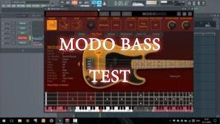 IK Multimedia Modo Bass - TEST