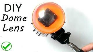 Video How to make Dome lens for gopro or sjcam download MP3, 3GP, MP4, WEBM, AVI, FLV Oktober 2018