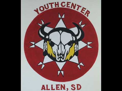 Lakota Forever Running and Fitness Camp at the Allen Youth Center, Allen, SD