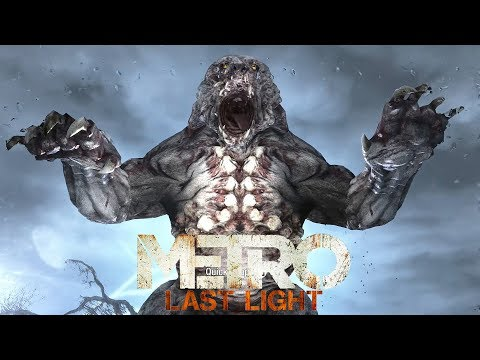 Metro: Last Light (Redux) - #28 The Garden  (Stealth/All Notes) - No Commentary |