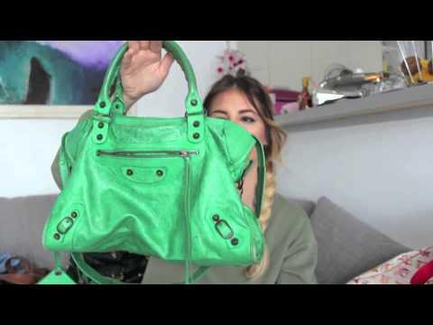 My Designer Bag Collection - Louis Vuitton, Celine, Prada, Saint Laurent...