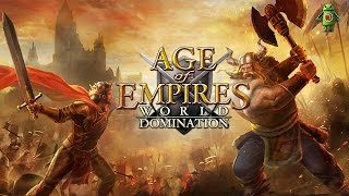 Age of Empires World Domination (iOS/Android) Gameplay HD