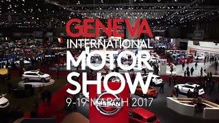 автосалон в Женеве-2017: все новинки за 2,5 минуты