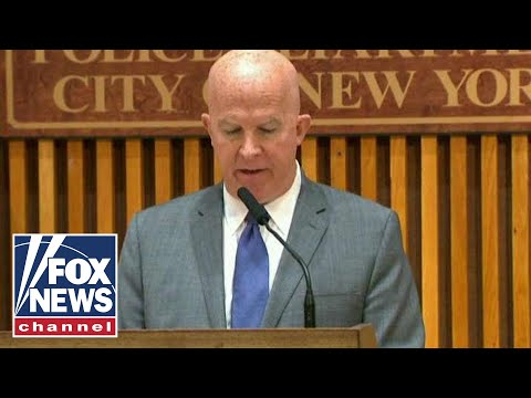 NYPD fires officer involved in Eric Garner's death