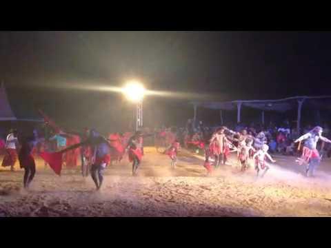 Red Flag Dancers 2014 - R Nundhirribala & J Jaragba