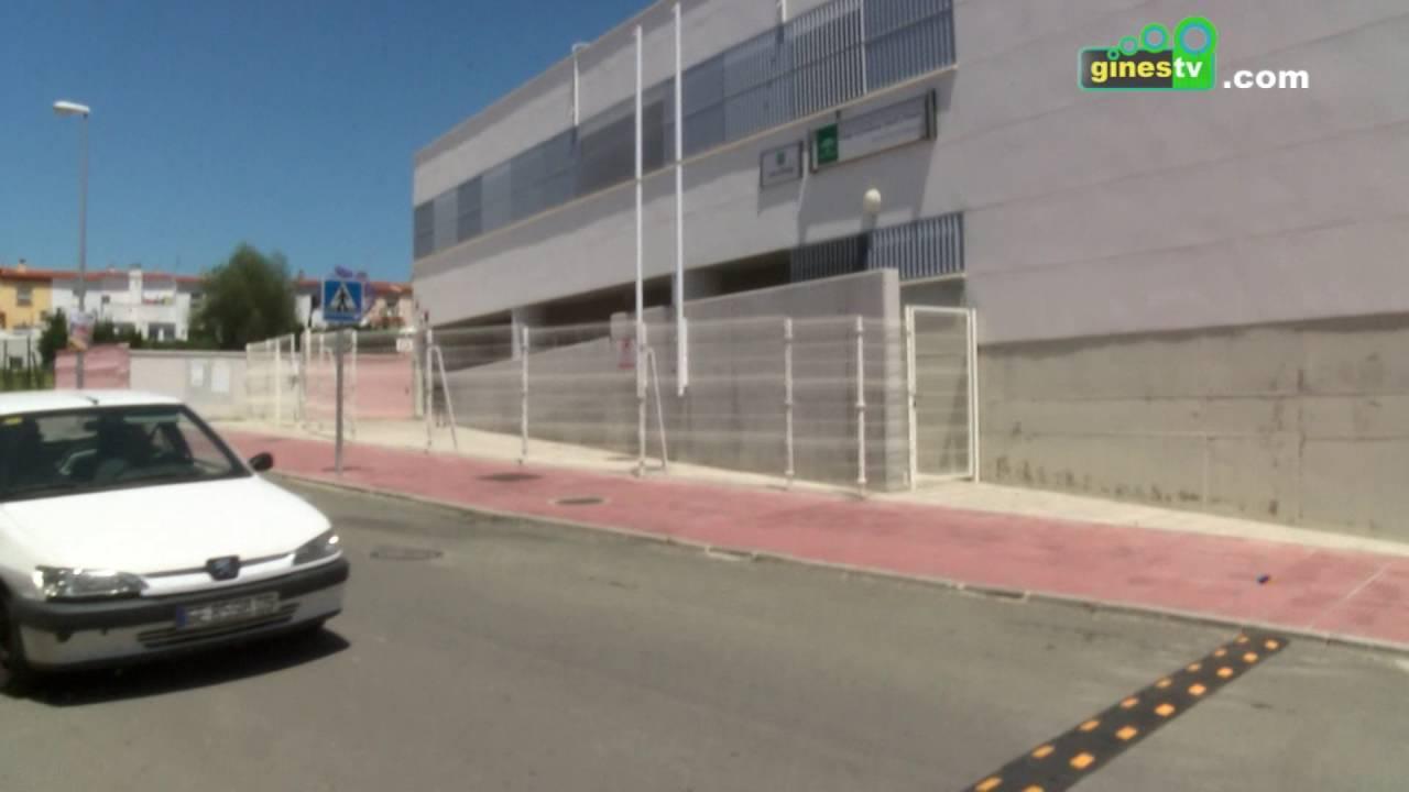 Badenes en varios puntos de Gines para mejorar la seguridad vial