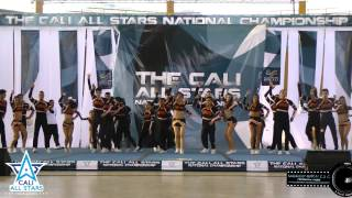 LEVEL FIVE   THE CALI ALL STARS NATIONAL CHAMPIONSHIP 2012  DOINGO