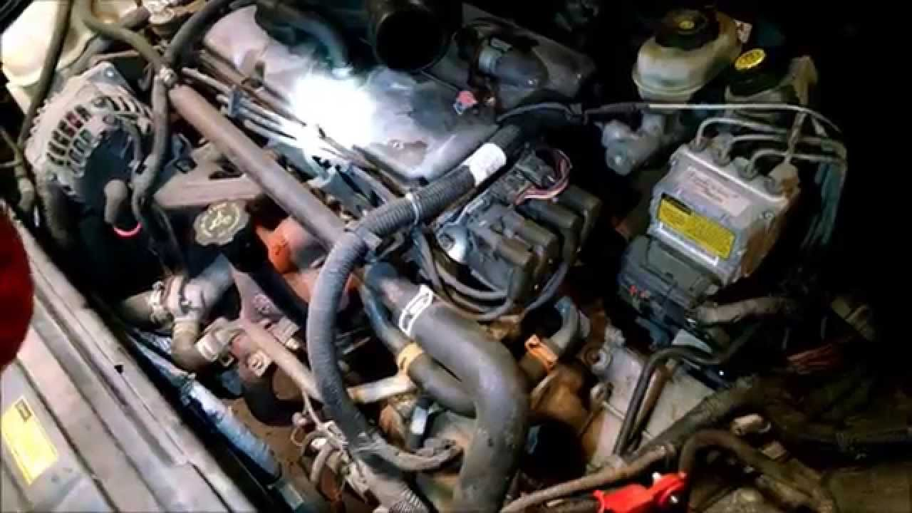 2000 cavalier clutch replacement (third generation): starter, fuse box and wire  harness removal - youtube