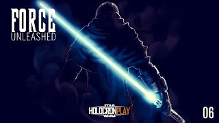 The Force Unleashed - Włochate małpy i dziwne AT-ST [HOLOCRON PLAY] 06