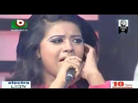 Dhonno Dhonno Mera silsila Nijamuddin auliya Bangla Folk Song By Oyshee by MHM