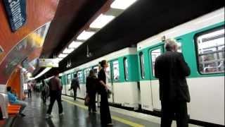 [Paris] MF67 Métro 9 - Havre-Caumartin