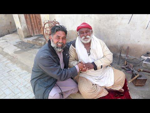 Village Tour Of Sindh / Village Life Of Sindh / Beautiful Pakistan Tour And Taste By Mubarik Ali