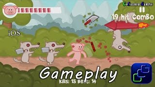 Iron Snout Beta Android / iOS Gameplay