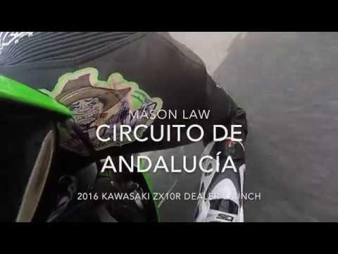 Circuito de Andalucía: Mason Law ZX10R