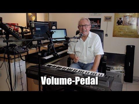 Keyboard Zubehör #4 - Volume-Pedal