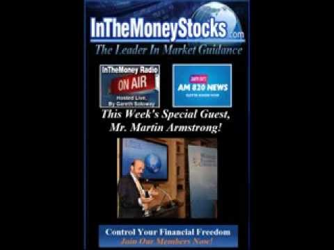 Live With Martin Armstrong: Political Gambling & Next Major Market Collapse