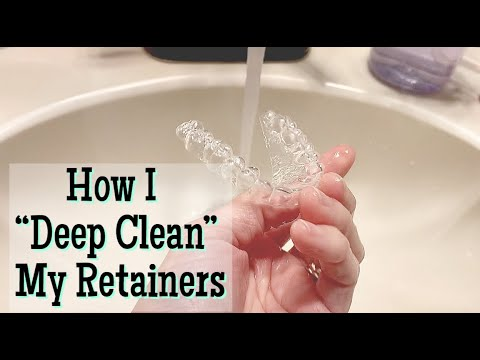 How I Deep Clean My Essix Retainers | Kimberly's Journey ...