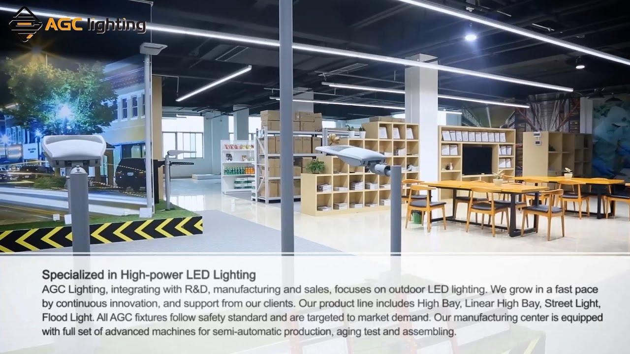 Agc Lighting Led Manufacturer