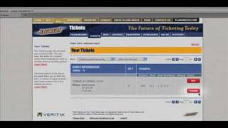 Flash Seats® Tutorial - Transferring Tickets