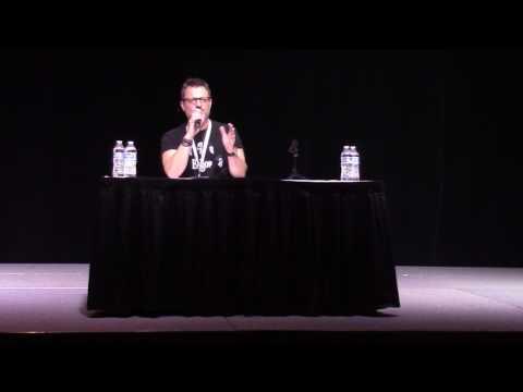 COAF 2017 - Steve Blum Q&A Panel