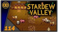 Schafe und Schweine gekauft - 114 - Stardew Valley [Let's Play] [deutsch / german]
