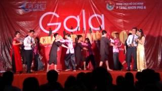 Rước Tình Về Với Quê Hương - Gala chào sinh viên 2013