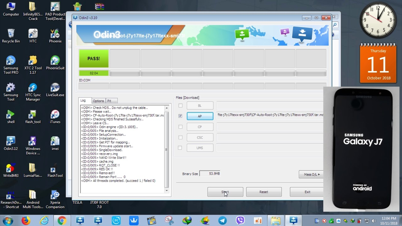 J730f Csc File