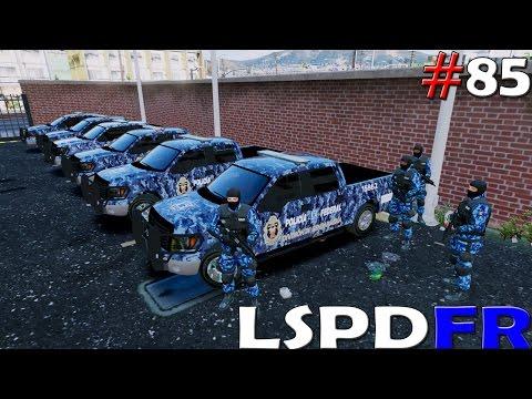 GTA V LSPDFR #85 POLICIA FEDERAL GENDARMERIA OPERATIVOS vs TRAFICO DE ARMAS | TheAxelGamer