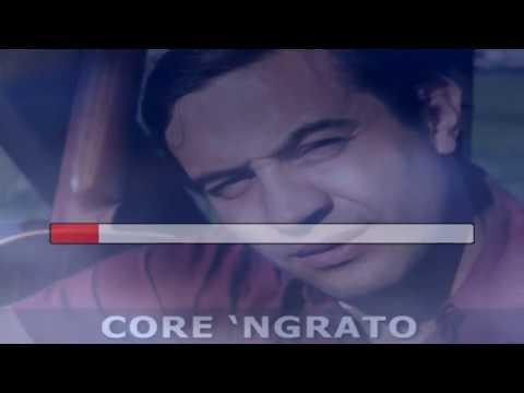 Fred Bongusto - Core 'Ngrato (demo Karaoke)