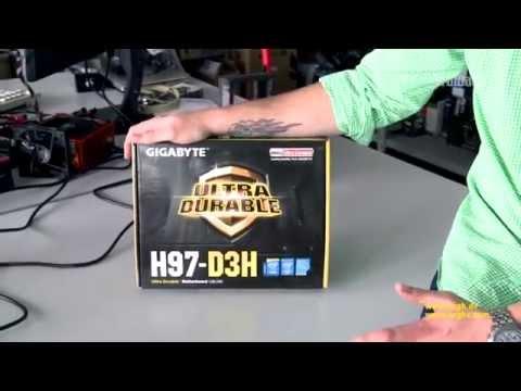 Gigabyte H97-D3H |
