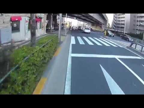 Cycling in Tokyo (Itabashi - Arakawa)