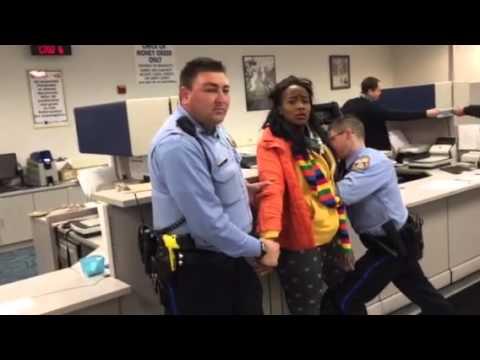 Philadelphia Police Arrest at Penndot