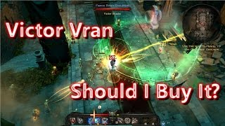 Victor Vran - Should I Buy It? (Review?)