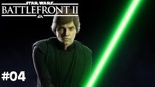 Star Wars: Battlefront II - Story #04 - Luke Skywalker - Gameplay Let's Play Deutsch German