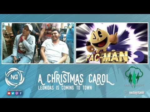 A Christmas Carol - SF | Citi (G&W) Vs. DI | Lay (Pacman) - Pools -Singles