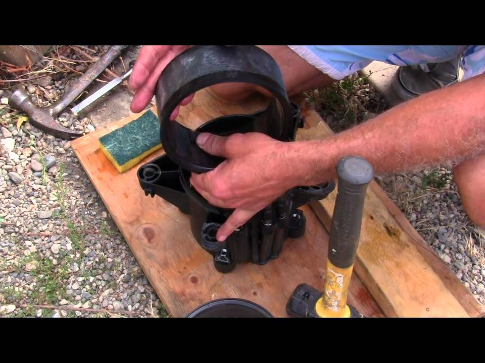 How to replace sea-doo wear ring in 5 minutes