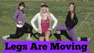 "Meghan Trainor ""Lips Are Movin"" PARODY (Legs Are Movin) + Lyrics"