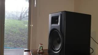 M-audio bx8 d3 studio monitors