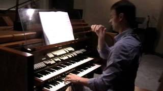 HALLELUJAH CHORUS by G.F. HAENDEL (arranged for organ by Virgil Fox)