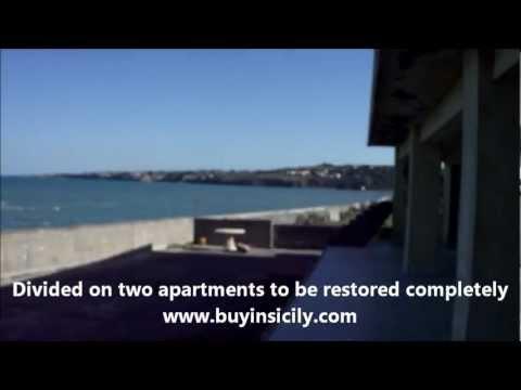 video-villa-016-12 villa in vendita ad agnone villa for sale on the sea sicily