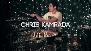 "Chris Kamrada - The Wanted - ""I Found You"" Drum Remix"