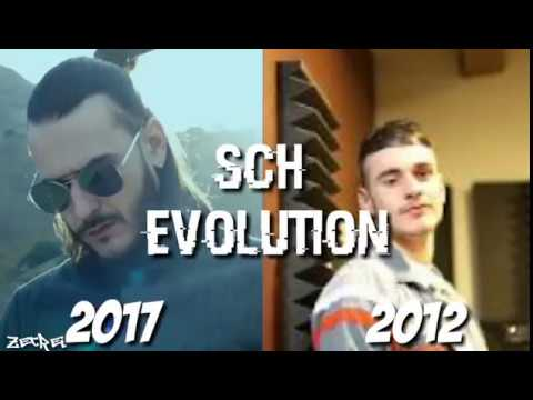 Sch Son Evolution Sa Biographie Anciens Sons 2012 2017