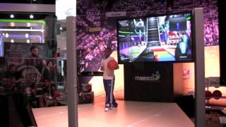 NBA Baller Beats - E3 2012 Gameplay