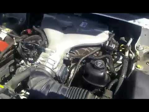 2009 cadillac cts engine noise youtube. Black Bedroom Furniture Sets. Home Design Ideas