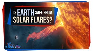 What if Earth Was Hit by a Giant Solar Flare?