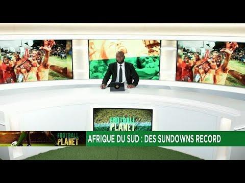 Mamelodi Sundowns, 2018 South African champions