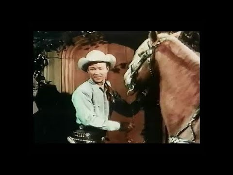 Roy Rogers - Susanna Pass - with Dale Evans